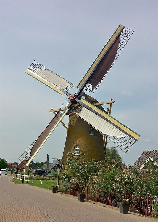 """Word vriend van molen """"De Lelie"""""""
